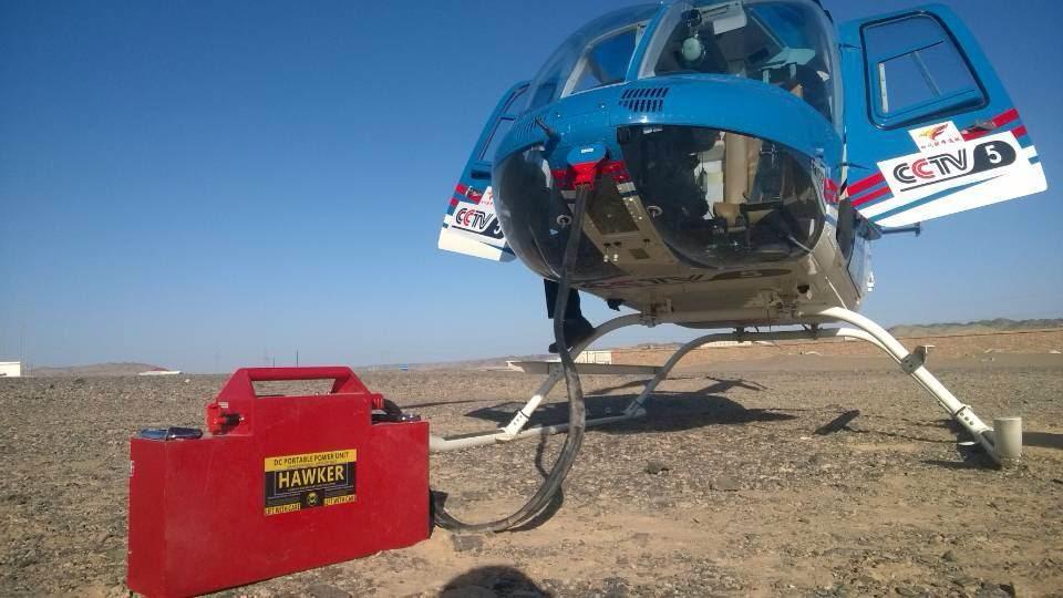 飞机启动电源直升机
